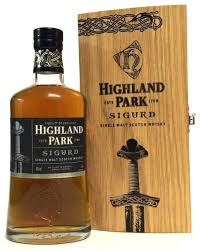 Highland Park Sigurd Warriors Edition