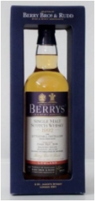 Littlemill Berrys' Own Selection 23 Jahre 1992