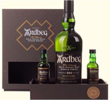 Ardbeg Exploration Whisky 46 Grad Set
