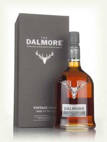 Dalmore Vintage 2001 15 Years