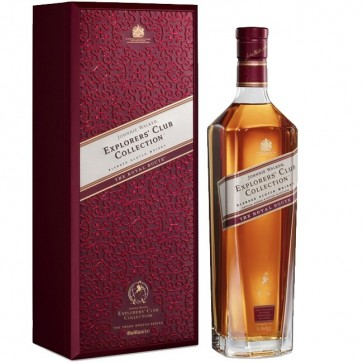 Johnnie Walker The Royal Route Explorer's Club Collection
