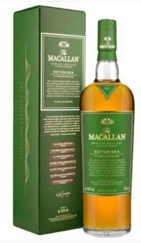 Macallan Edition N°4