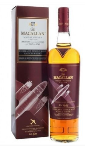 Macallan Whisky Maker's Edition 1930 Propeller Plane