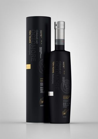 Bruichladdich Octomore 09 ten years – the outlier