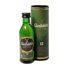Glenfiddich Scotch Whisky 12 Years Old