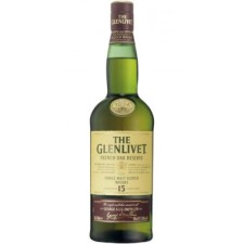 Glenlivet Single Malt Scotch Whisky 15 years old