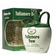 Tullamore Dew Irish Whiskey Keramikkrug