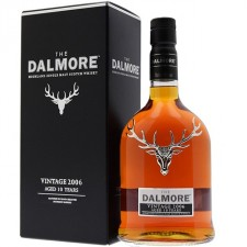 Dalmore Vintage 2006 10 Years