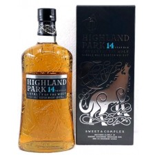 Highland Park 14 Years Loyalty of the Wolf