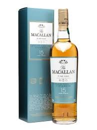 Macallan 15 years Fine Oak Single Malt 70 cl