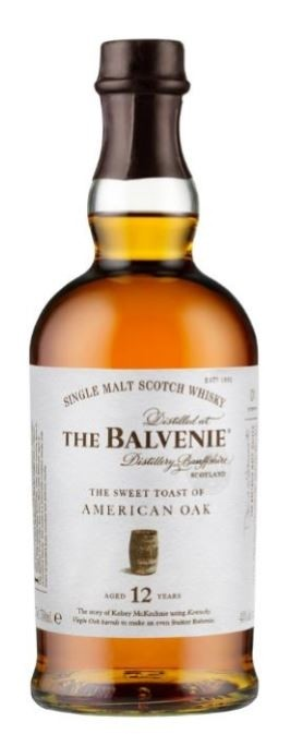 Balvenie the Sweet Toast of American Oak 12 Jahre