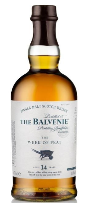 Balvenie the week of peat aged 14 Jahre