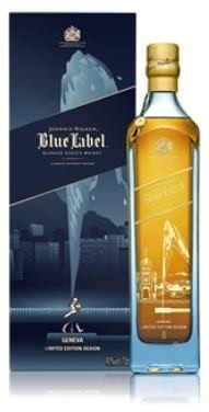 Johnnie Walker Blue Label Geneva Limited Edition Design