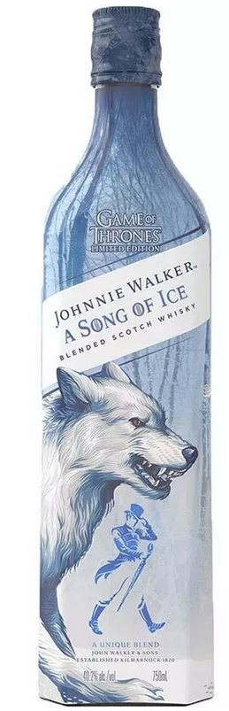 Johnnie Walker Song of Ice (Game of Thrones Edition)