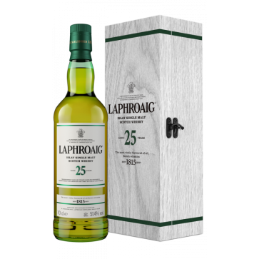 Laphroaig 25 Years Old 2019