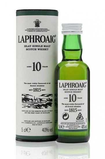 Laphroaig Single Malt Tube 10 Jahre