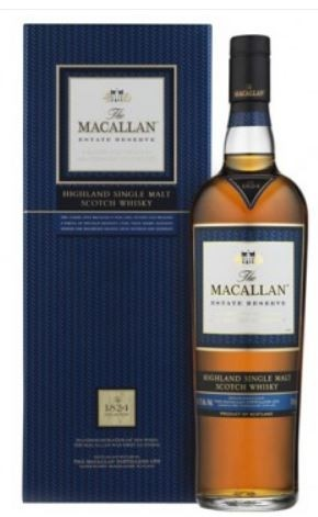 Macallan Estate Reserve - The 1824 Collection