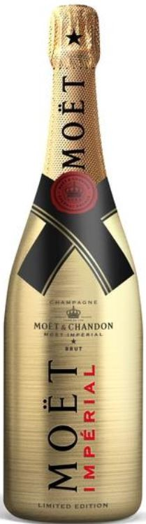 Moet & Chandon Gold End Of Year 2017