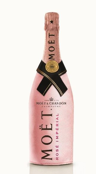Moët & Chandon Brut Rosé Diamond Suit V4 75 cl
