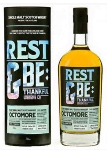 Octomore 2009 Bottled 2016 Pauillac Cask Rest & Be Thankful