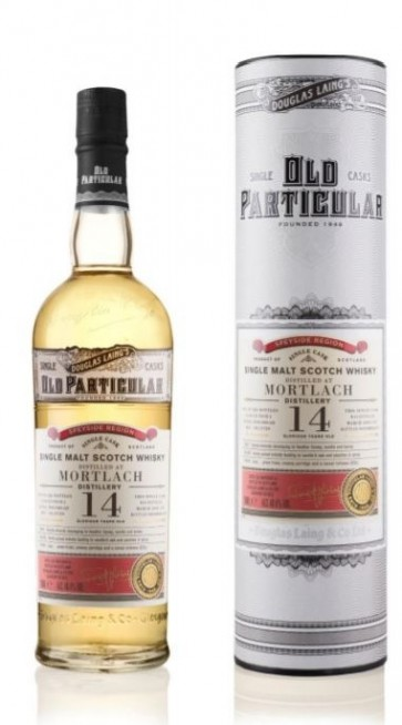 Mortlach 14 years Old Particular 2005 Douglas Laing