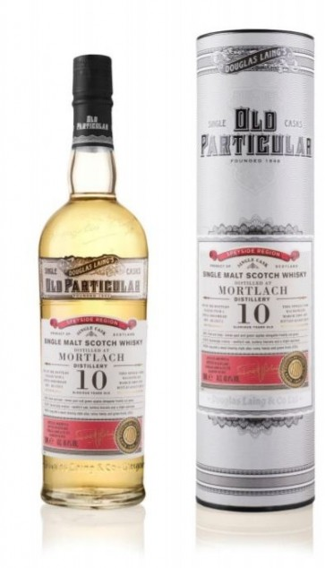 Mortlach 10 years Old Particular 2009 Douglas Laing