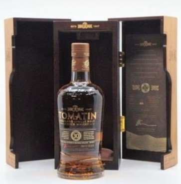 Tomatin 30 Years Batch 1