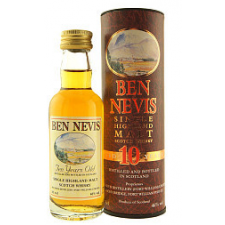 Ben Nevis 10 Years Single Malt Whisky