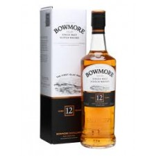 Bowmore Islay Single Malt Whisky 12 years