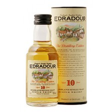 Edradour Highland Single Malt Scotch Whisky