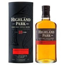 Highland Park 18 Jahre Single Malt