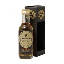 Springbank 10 years Single Malt Tube