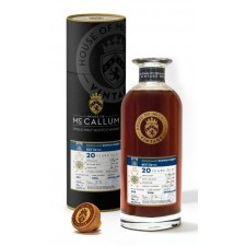 Ben Nevis McCallum 20 years old Aloxe Corton Cask Finish