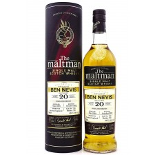 Ben Nevis 20 years The Maltman