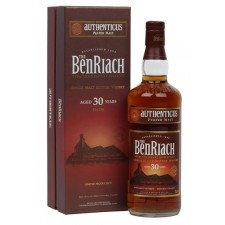 Benriach Authenticus Peated 30 yrs Batch