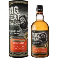 Big Peat 33 yo 1985 Cognac & Sherry Cask Finish