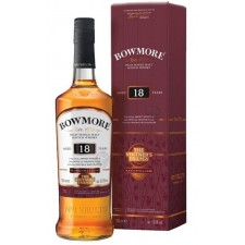 Bowmore 18 years Manzanilla