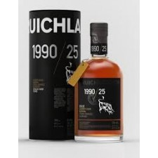 Bruichladdich Sherry Collection 25 years 1990