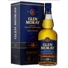Glen Moray 18 Years Single Malt Whisky