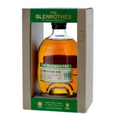 Glenrothes American Oak Vintage 1995 bottled 2016