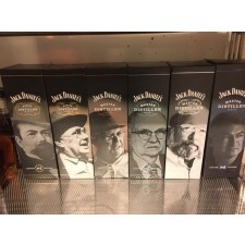 Jack Daniel's Master Distiller Series Limited Edition  No 1-6 100 cl