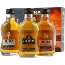 Isle of Jura Miniaturset Single Malt