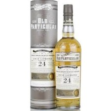 Loch Lomond 24 Years Old Douglas Laing Old Particular