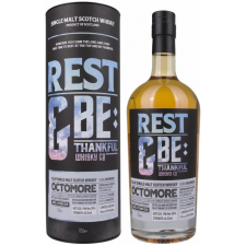 Octomore 6 yo 2008 Bottled 2014 Bourbon Cask Rest & Be Thankful