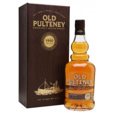 Old Pulteney 26 years Scotch Single Malt Whisky 1990 70 cl