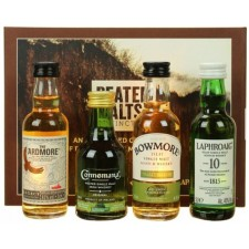 Peated Malts of Distinction Set