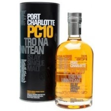 Bruichladdich Port Charlotte PC10
