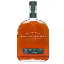 Woodford Reserve Straitght Rye Kentucky Bourbon Whiskey